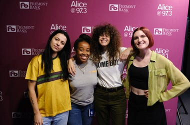 Muna Meet-N-Greet In The Alice Lounge