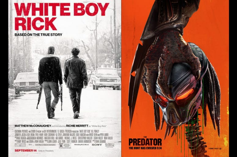 White Boy Rick and The Predator Movie Review