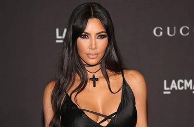 LOS ANGELES, CALIFORNIA - NOVEMBER 03: Kim Kardashian attends the 2018 LACMA Art + Film Gala at LACMA on November 03, 2018 in Los Angeles, California. (Photo by Jesse Grant/Getty Images)