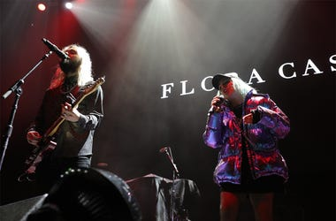 Flora Cash at Alice In Winterland 2019