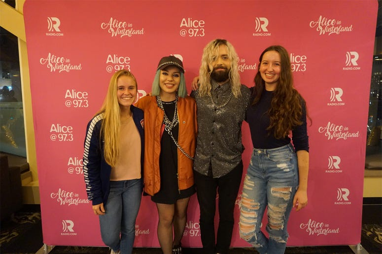 Flora Cash Meet-N-Greet at Alice In Winterland 2019