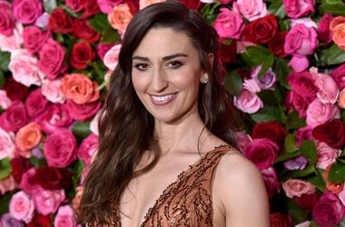 Sara Bareilles attends the 72nd Annual Tony Awards at Radio City Music Hall in New York, NY, on June 10, 2018. (Photo by Anthony Behar/Sipa USA)