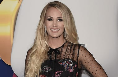 HOLLYWOOD, CA - JUNE 22: Carrie Underwood at the 2018 Radio Disney Music Awards at Dolby Theater on June 22, 2018 in Hollywood, California. (Photo by Scott Kirkland/PictureGroup/Sipa USA)