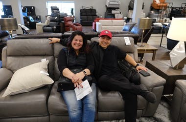 Living Spaces Shopping Spree with Bryn Alice 97.3