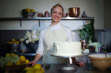 Claire Ptak, owner of Violet Bakery