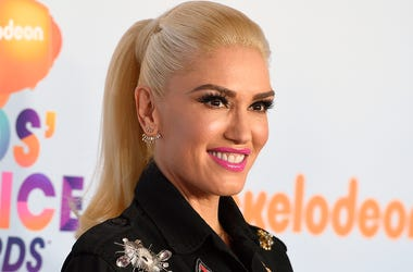 "In this March 11, 2017, file photo, Gwen Stefani arrives at the Kids' Choice Awards in Los Angeles. Stefani will perform on CBS' ""A Home for the Holidays,"" airing at 8 p.m. EST Friday, Dec. 21, 2018. LL Cool J is host of the TV special that has long spotl"