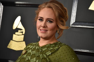 In this Feb. 12, 2017, file photo, Adele arrives at the 59th annual Grammy Awards at the Staples Center in Los Angeles. (Photo by Jordan Strauss/Invision/AP, File)