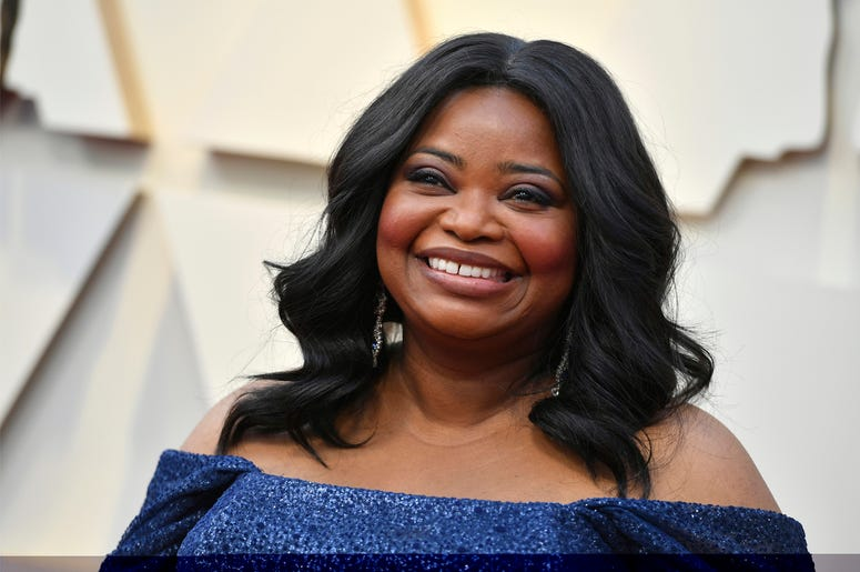 In this Sunday, Feb. 24, 2019, file photo, Octavia Spencer arrives at the Oscars at the Dolby Theatre in Los Angeles. (Photo by Jordan Strauss/Invision/AP, File)