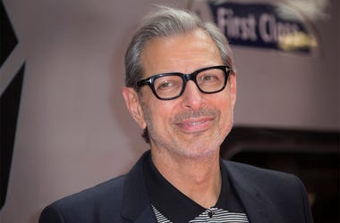 In this June 6, 2016, file photo, actor Jeff Goldblum poses for photographers at the photo call for the film Independence Day Resurgence at Euston Station in London. (Photo by Joel Ryan/Invision/AP, File)