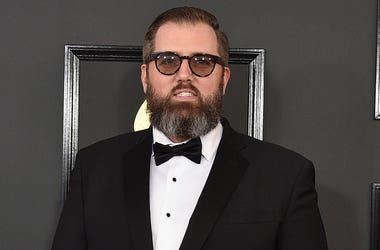 This Feb. 12, 2017 file photo shows songwriter and producer busbee at the 59th annual Grammy Awards in Los Angeles. (Photo by Jordan Strauss/Invision/AP, File)
