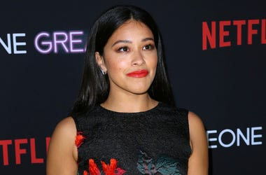 """This April 17, 2019 file photo shows Gina Rodriguez at a special screening of """"Someone Great"""" in Los Angeles. (Photo by Willy Sanjuan/Invision/AP, File)"""