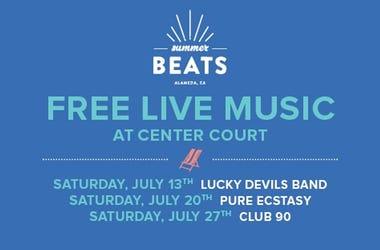 "Alameda South Shore Center - ""Summer Beats"""