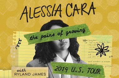 Alessia Cara at The Masonic in San Francisco