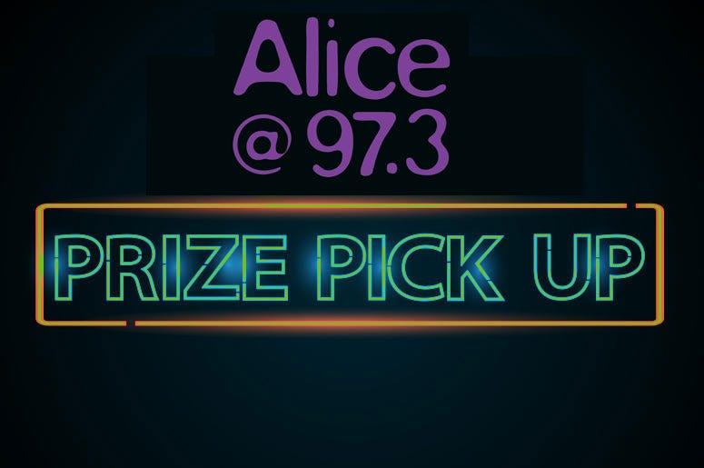 Prize Pick Up