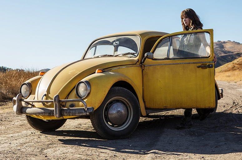 Hailee Steinfeld in 'Bumblebee'