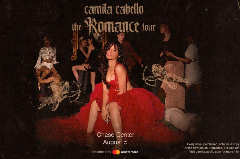 Camila Cabello Romance Tour @ Chase