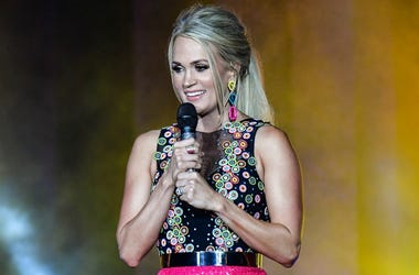 Carrie Underwood performs during 2019 CMT Music Awards
