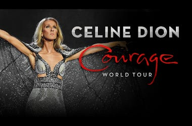 Celine Dion: 'Courage World Tour'