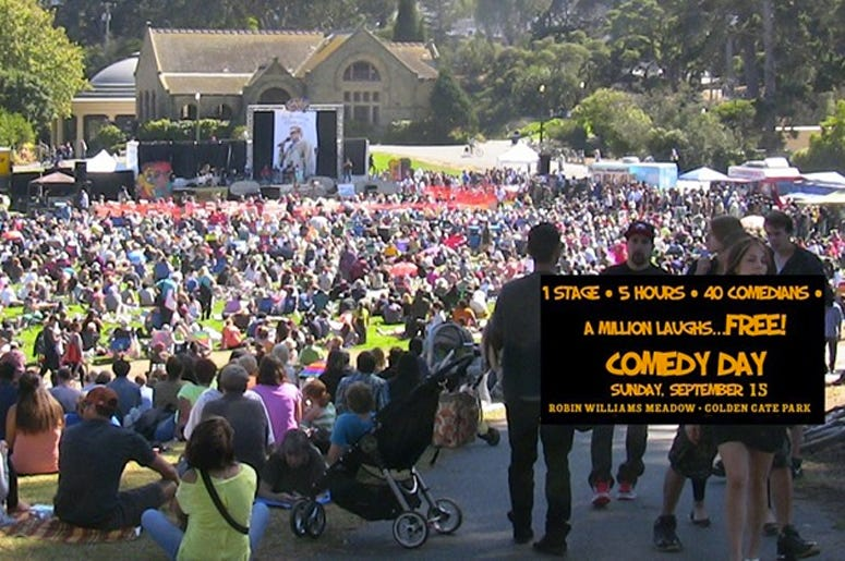 39th Annual Comedy Day
