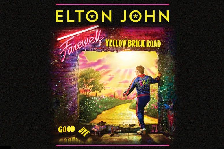 Farewell Yellow Brick Road Tour