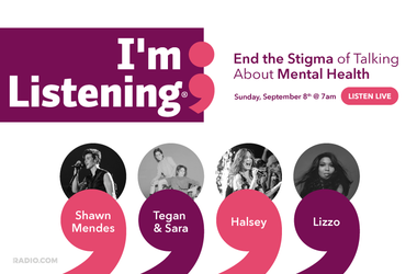 """I'm Listening"" Special for Mental Health Awareness and Suicide Prevention"