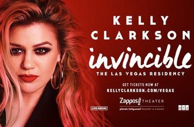 Kelly Clarkson Las Vegas