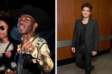 Lil Nas X and John Mayer