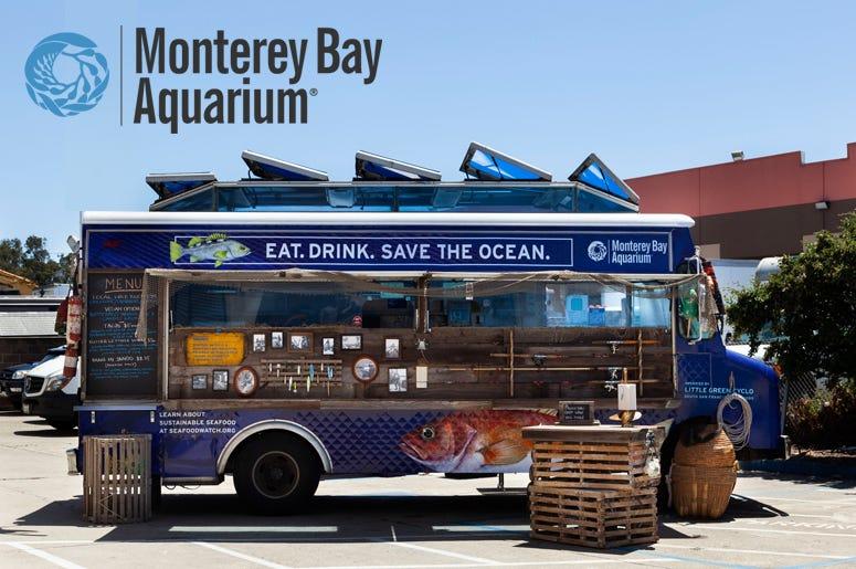 Monterey Bay Aquarium Seafood Watch Food Truck   Alice@973
