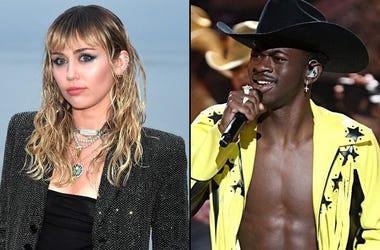 Miley Cyrus, Lil Nas X