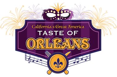 Taste of Orleans at California Great America
