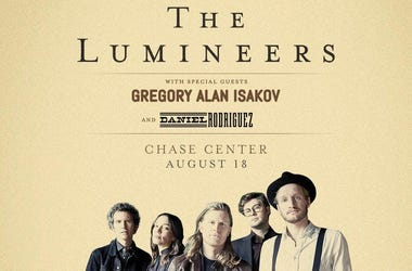 The Lumineers at Chase