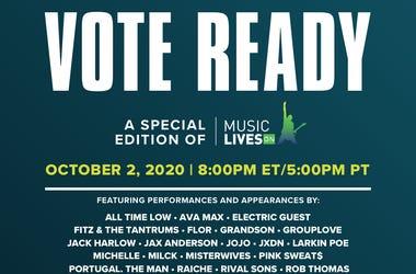 Vote Ready