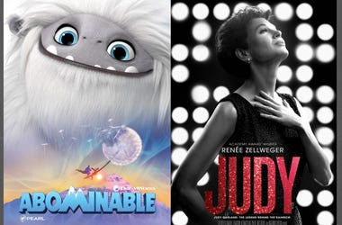 JUDY may be a joyless film, but Abominable is breathtaking!