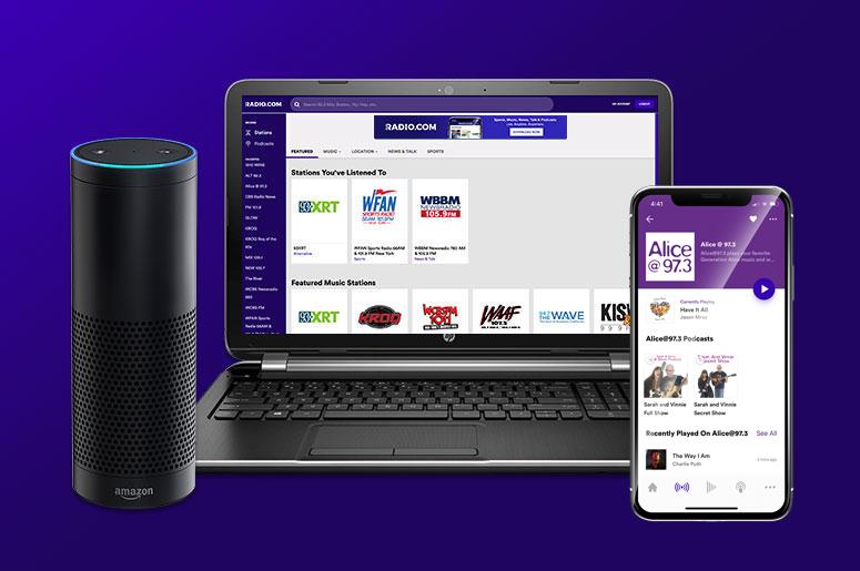How to Listen to Radio Stations Online at Radio.com: FAQ