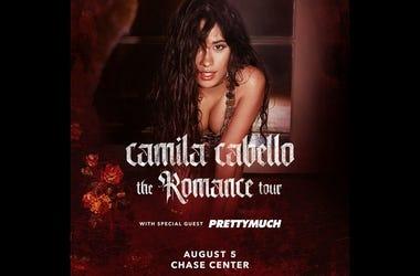Camilla Cabello at Chase Center