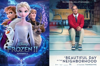 Frozen 2 and Mister Rogers Movie