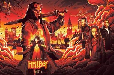 Hell Boy 2019