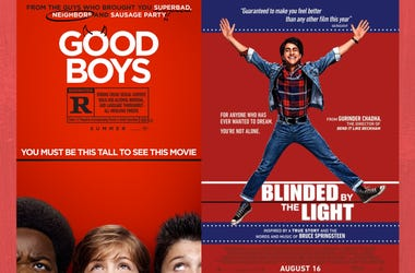 "Hooman and Corey Rosen review ""Blinded by the Light"" & ""Good Boys""!"