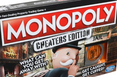 Cheaters Edition Of Monopoly