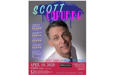Scott Capurro at 19 Broadway Nightclub