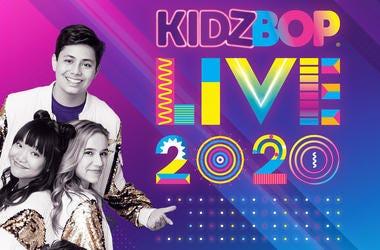 Win Kidz Bop Tickets!