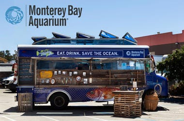 Monterey Bay Aquarium Seafood Watch Food Truck