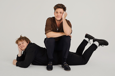 Niall Horan & Lewis Capaldi