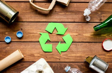 Recycling (Photo credit: Vadim Ginzburg/Dreamstime)