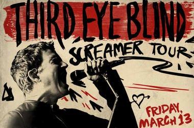 Third Eye Blind: 'Screamer Tour'