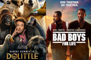 Dolittle Bad Boys For Life Movie Review