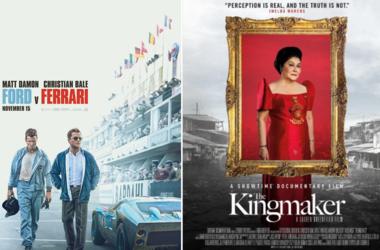 Ford v Ferrari and The Kingmaker 2019