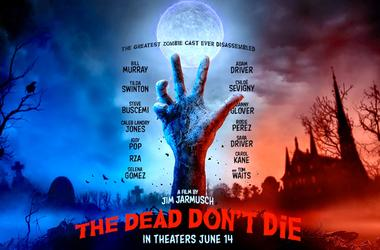 """""""The Dead Don't Die"""" Movie Review with Hooman and Tommy Igoe"""