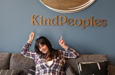 Uzette at KindPeoples