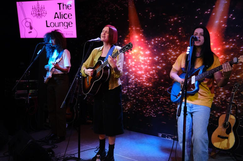 Muna In The Alice Lounge
